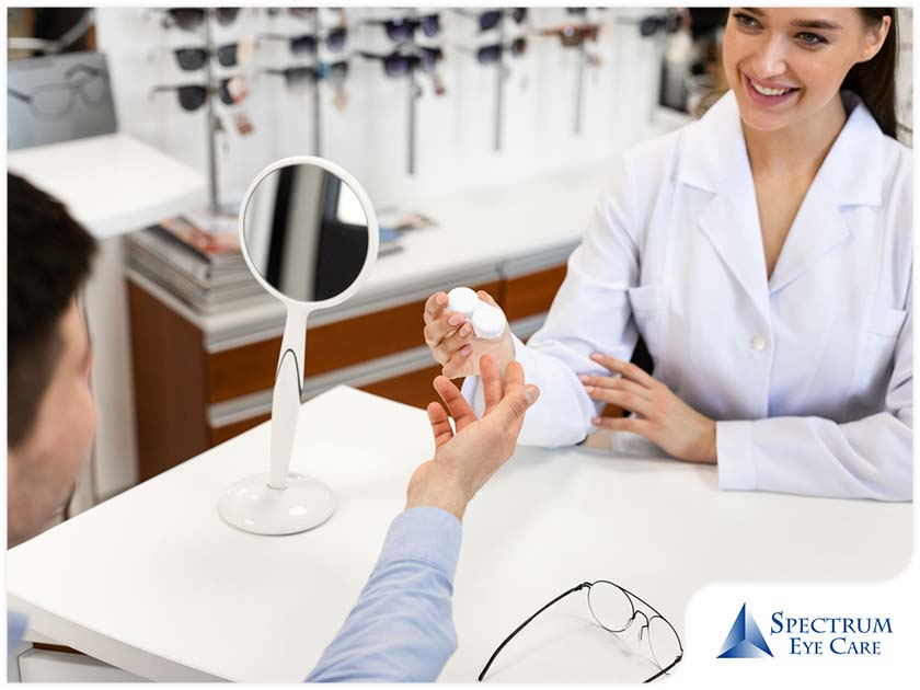 What's In a Contact Lens Prescription?
